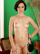 Cameron from 30 plus Ladies flaunts her hot and additionally sleek body shape in here