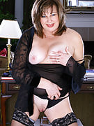 At just 53 years of age Ruby nevertheless has a fantastic body and additionally confirms it